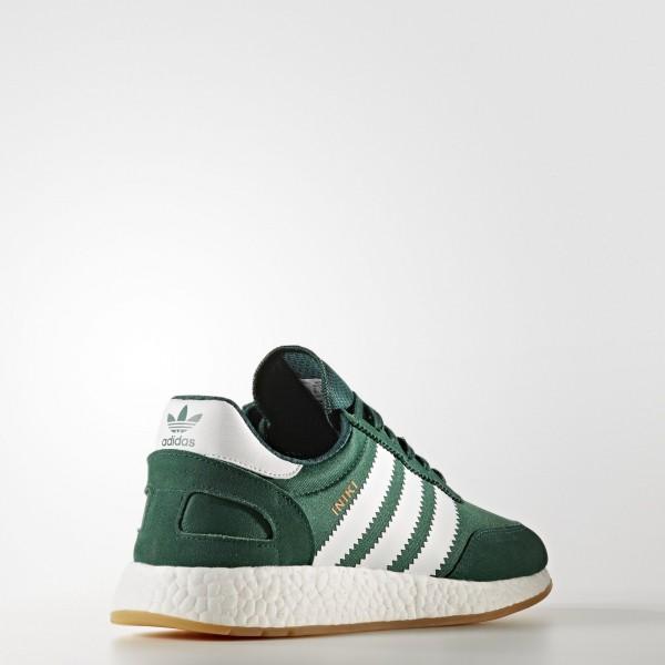 adidas Originals Iniki Runner (BY9726) - Collegiate vert/Footwear blanc/Gum -Unisex
