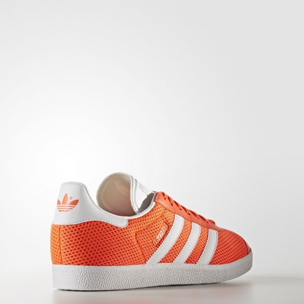 adidas Originals Gazelle (BB2760) - Solar rouge/Footwear blanc -Unisex