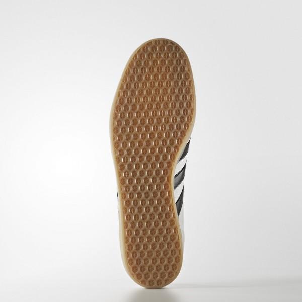 adidas Homme Originals Court Vantage Mid Primeknit (S78802) - Night Navy/Chalk blanc