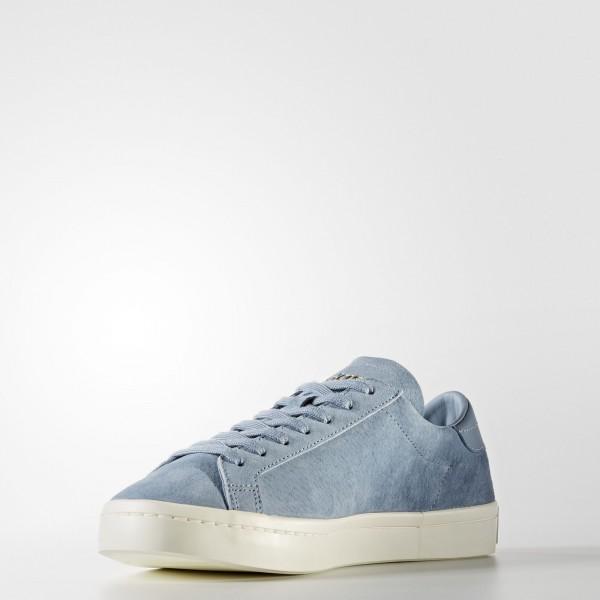 adidas Homme Originals Court Vantage (BZ0431) - Tactile Bleu /Tactile Bleu /Tactile Bleu
