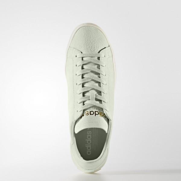adidas Originals Court Vantage (BZ0430) - Linen vert /Linen vert /Linen vert -Unisex