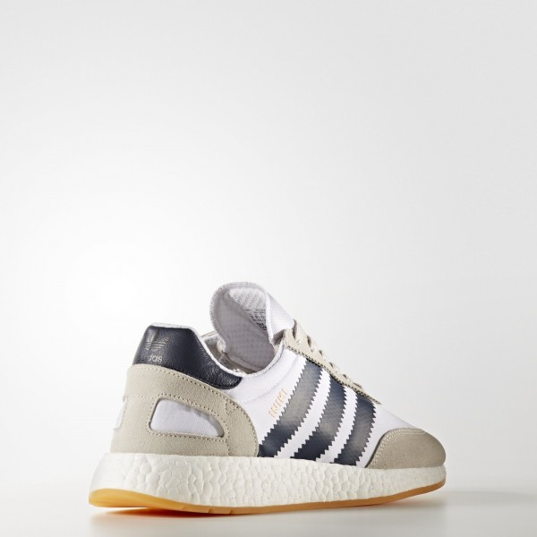 adidas Originals Iniki Runner (BY9722) - Footwear blanc/Collegiate Navy/Gum -Unisex