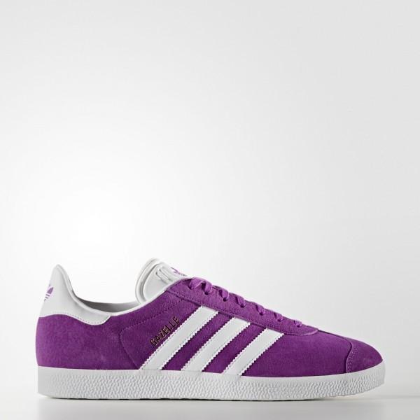 adidas Originals Gazelle (BB5484) - Shock Violet/b...