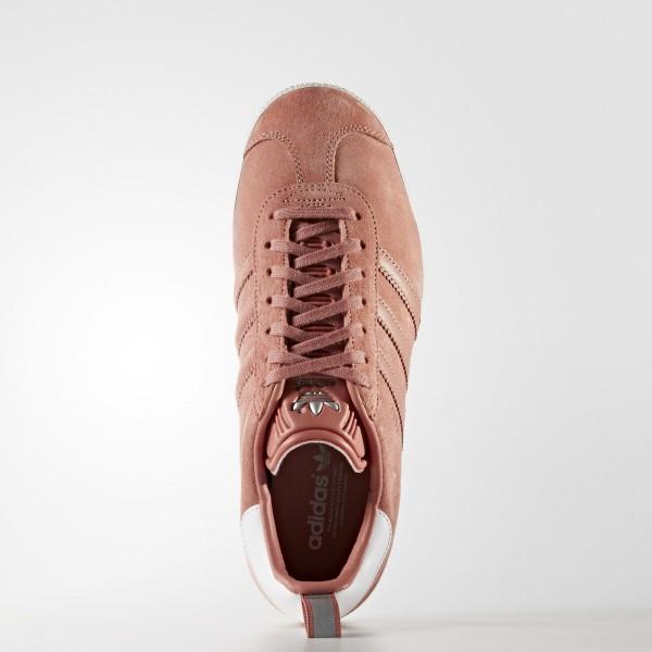 adidas Femme Originals Gazelle (BB0658) - Raw Rose/Raw Rose/argent Met