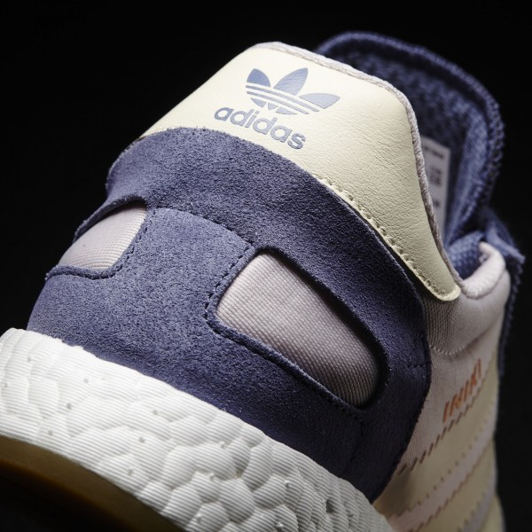 adidas Femme Originals Iniki Runner (BA9995) - Super Violet/Cream blanc/Ice Violet