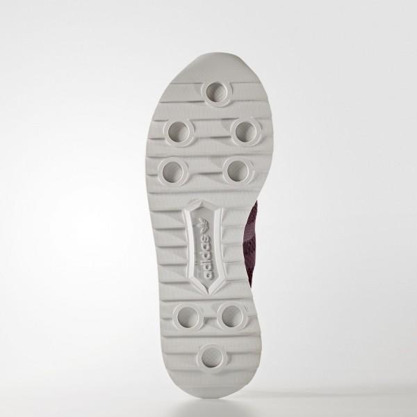 adidas Femme Originals Primeknit FLB (BY2795) - Maroon/Footwear blanc