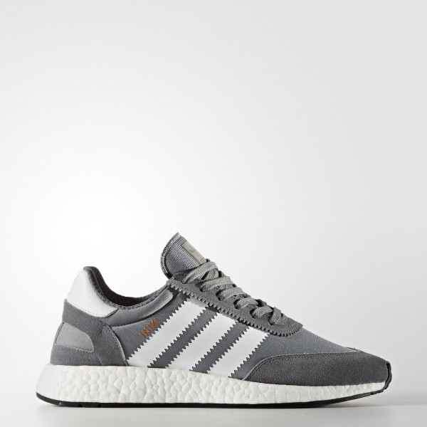 adidas Originals Iniki Runner (BB2089) - Vista gri...
