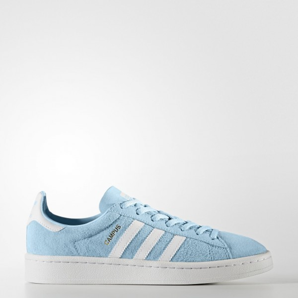 adidas Femme Originals Campus (BY9844) - Icey Bleu...