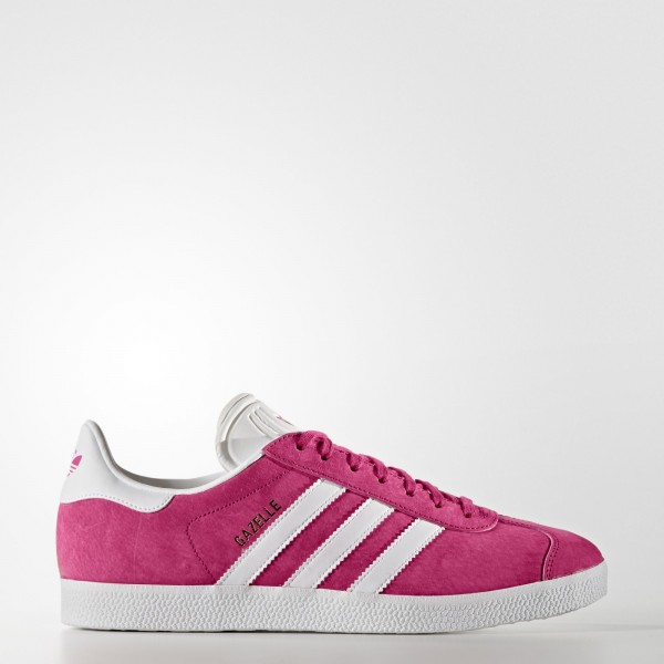 adidas Originals Gazelle (BB5483) - Bold Rose/blanc/or Met -Unisex