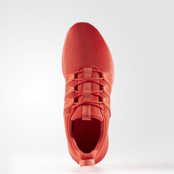 adidas Homme Lifestyle Loop Racer (B42444) - rouge -Unisex