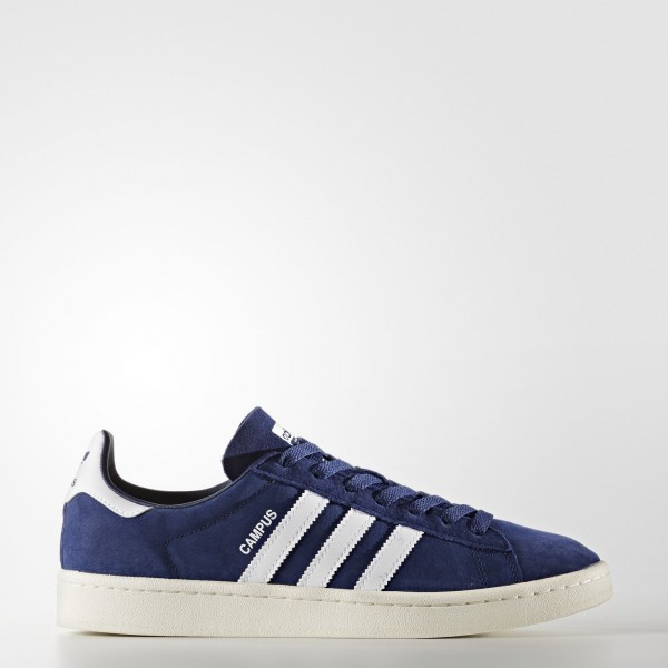 adidas Homme Originals Campus (BZ0086) - Dark Bleu...