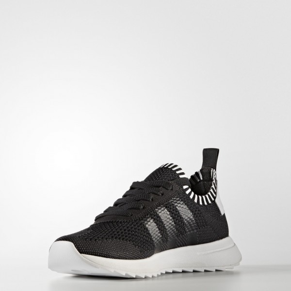 adidas Femme Originals Primeknit FLB (BY2791) - Core Noir/Footwear blanc/Utility Noir
