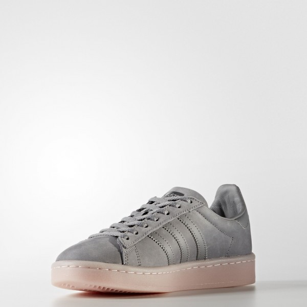 adidas Femme Originals Campus (BY9838) - gris Three /gris Three /Icey Rose