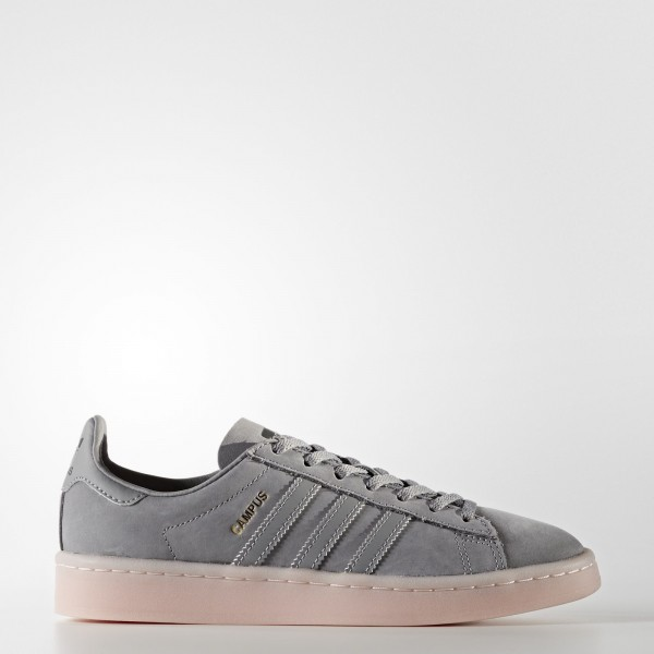 adidas Femme Originals Campus (BY9838) - gris Thre...
