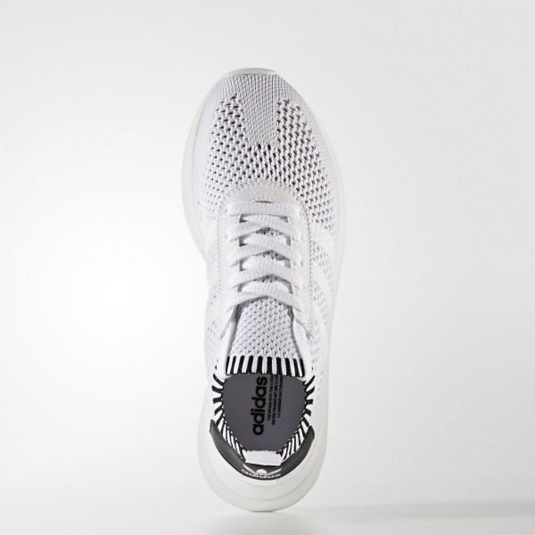 adidas Femme Originals Primeknit FLB (BY2792) - Footwear blanc/Core Noir/Clear gris