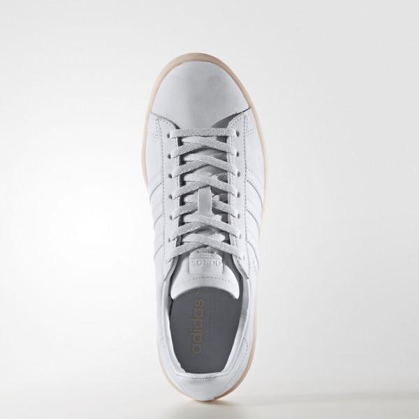 adidas Femme Originals Campus (BY9839) - Crystal blanc /Crystal blanc /Icey Rose