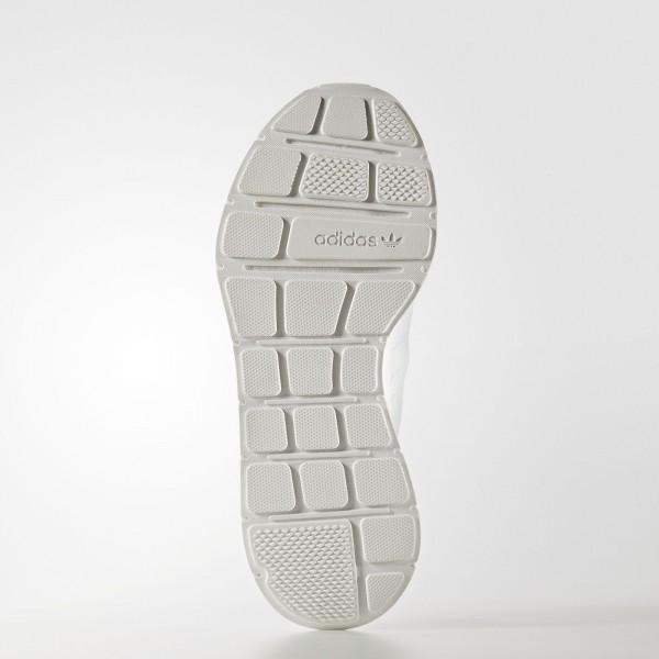 adidas Femme Originals Swift Run (CG4138) - Footwear blanc/gris One /Ice Mint