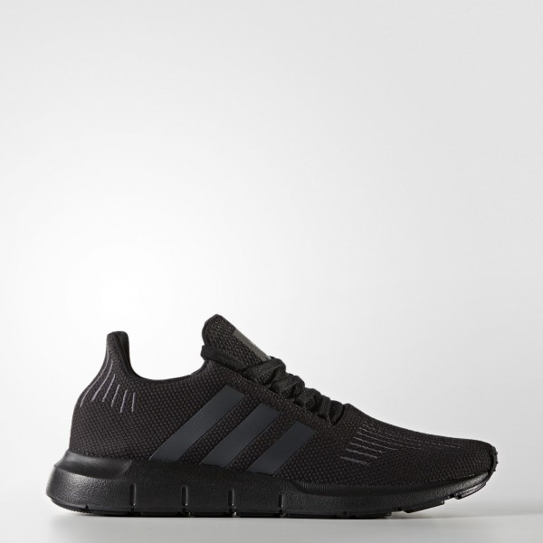 adidas Originals Swift Run (CG4111) - Core Noir/Utility Noir -Unisex