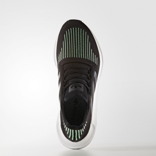 adidas Homme Originals Swift Run (CG4110) - Core Noir/Utility Noir /Footwear blanc