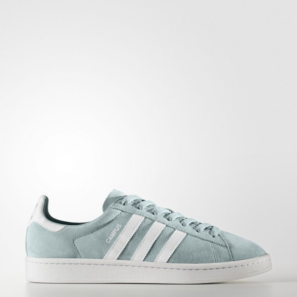 adidas Originals Campus (BZ0082) - Tactile vert /Footwear blanc/Crystal blanc -Unisex
