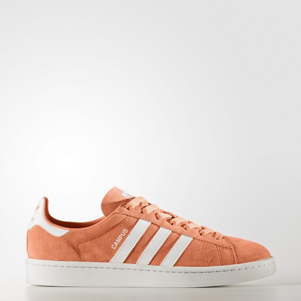 adidas Originals Campus (BZ0083) - Easy Orange /Fo...