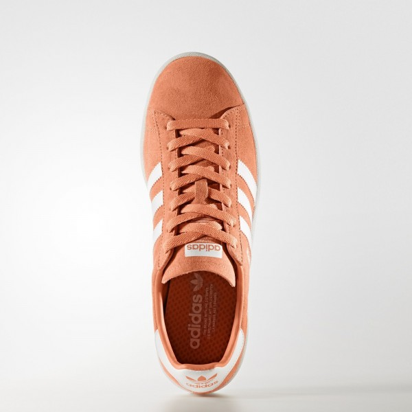 adidas Originals Campus (BZ0083) - Easy Orange /Footwear blanc/Crystal blanc -Unisex