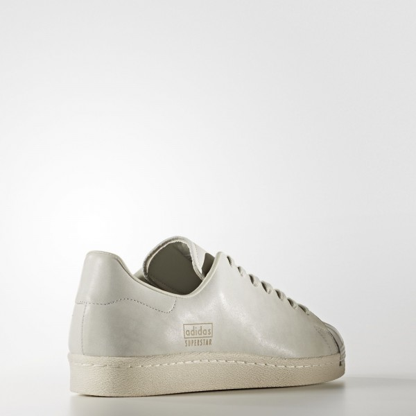 adidas Originals Superstar 80s Clean (BB0169) - Crystal blanc/Off blanc -Unisex