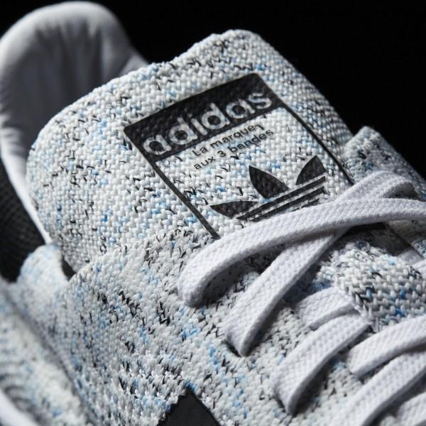 adidas Homme Originals Superstar 80s Primeknit (BB...