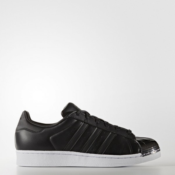 adidas Femme Originals Superstar 80s (BY2883) - Core Noir/Footwear blanc