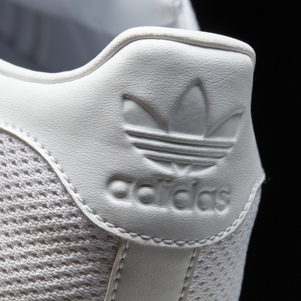 adidas Originals Superstar Bounce (S82236) - Footwear blanc -Unisex