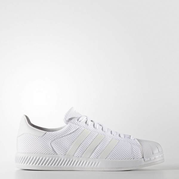 adidas Originals Superstar Bounce (S82236) - Footwear blanc -Unisex