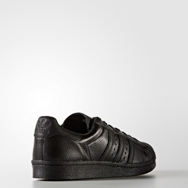 adidas Originals Superstar Boost (BB0186) - Core Noir/or Metallic -Unisex