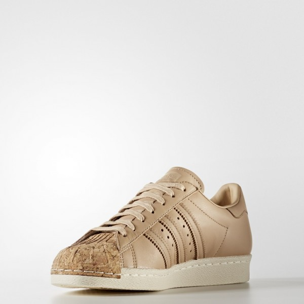 adidas Femme Originals Superstar 80s (BA7605) - Fo...
