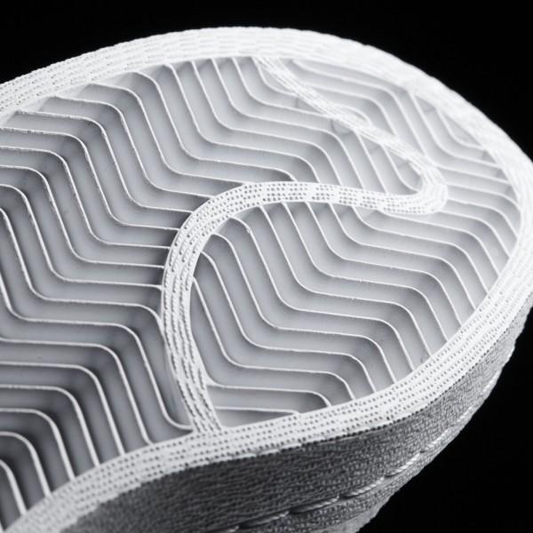 adidas Femme Originals Superstar 80s Primeknit (BB5095) - Footwear blanc/Solar Rose