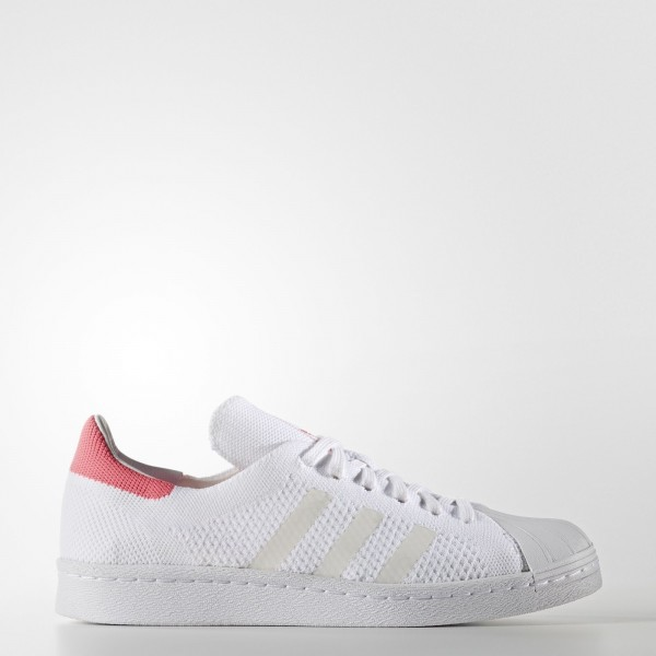 adidas Femme Originals Superstar 80s Primeknit (BB...