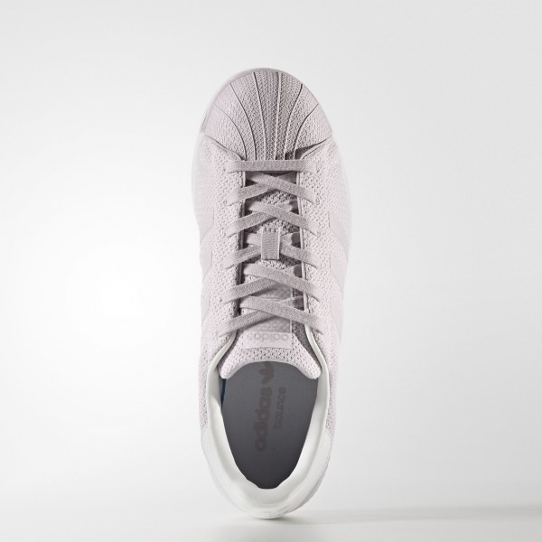 adidas Femme Originals Superstar Bounce (BB2293) - Ice Violet/Footwear blanc