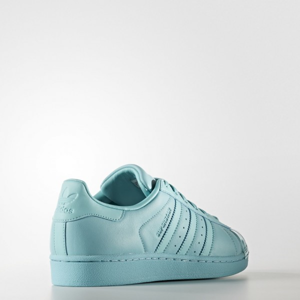 adidas Originals Superstar 80s Clean (BA7767) - Off blanc -Unisex