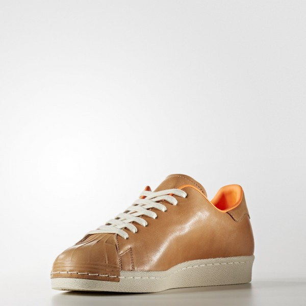 adidas Originals Superstar 80s Clean (BA7767) - Off blanc -Unisex