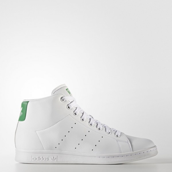 adidas Homme Originals Stan Smith Mid (BB0069) - F...