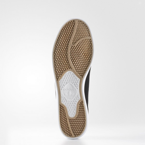 adidas Homme Originals Stan Smith Vulc (BB8743) - Core Noir/Footwear blanc