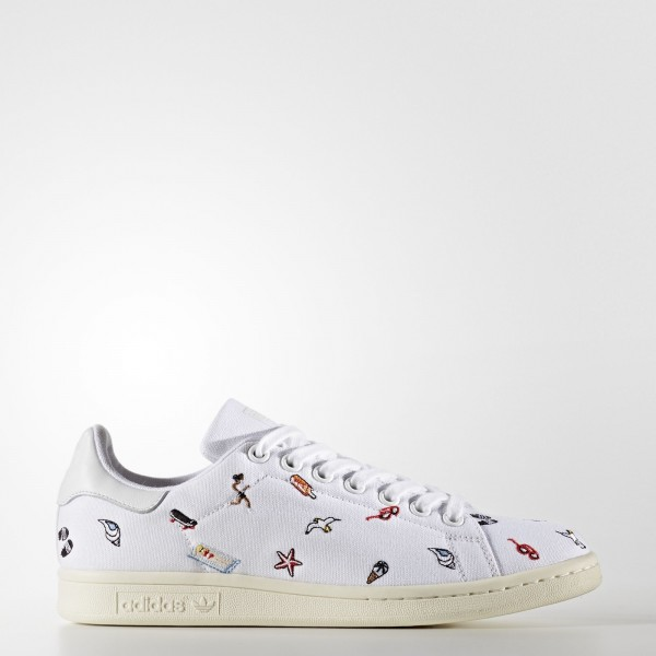 adidas Femme Originals Stan Smith (BZ0392) - Footw...