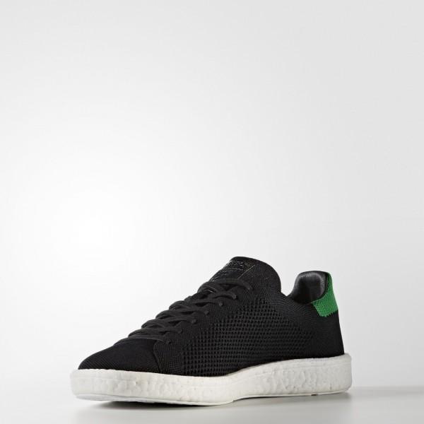 adidas Homme Originals Stan Smith Boost Primeknit (BZ0095) - Core Noir/Footwear blanc
