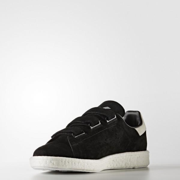 adidas Homme Originals White Mountaineering Stan Smith (CG3650) - Core Noir/Footwear blanc