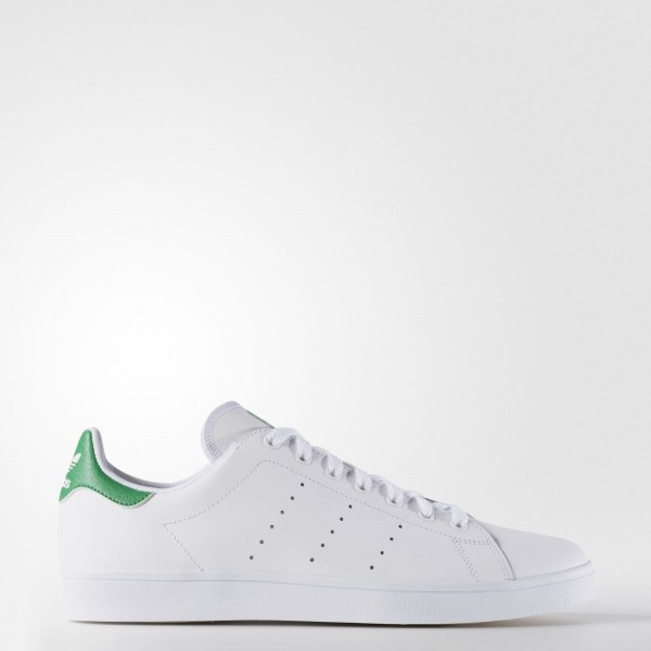 adidas Homme Originals Stan Smith Vulc (B49618) - ...