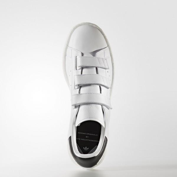 adidas Homme Originals White Mountaineering Stan Smith (CG3651) - Footwear blanc/Footwear blanc/Footwear blanc