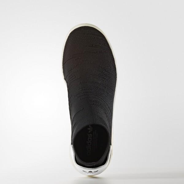 adidas Homme Originals Stan Smith Shock Primeknit (BY9251) - Noir/blanc