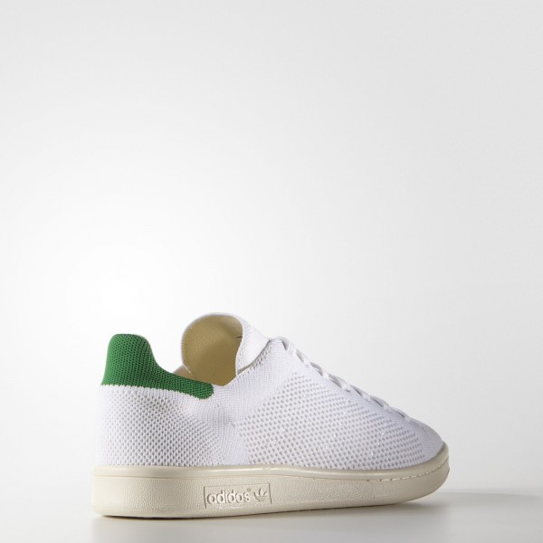 adidas Originals Stan Smith OG Primeknit (S75146) - Footwear blanc/Chalk blanc -Unisex