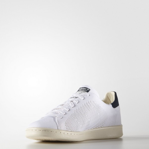 adidas Originals Stan Smith OG Primeknit (S75148) - Footwear blanc/Chalk blanc -Unisex