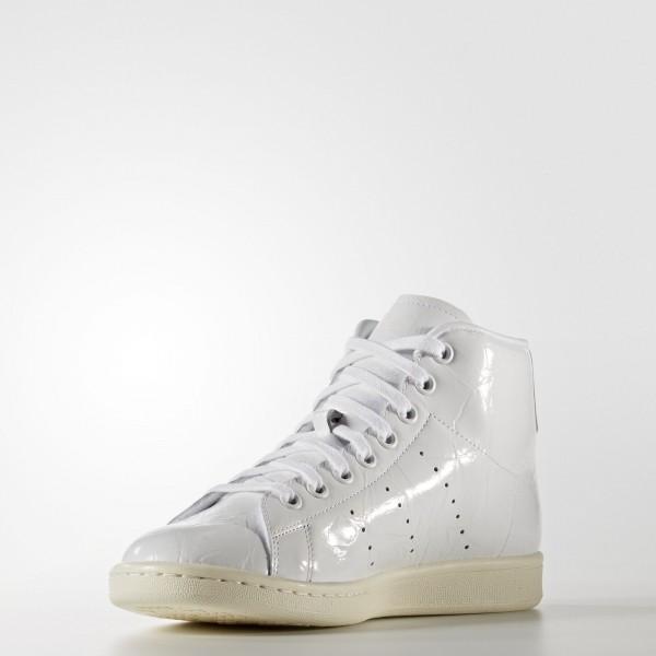 adidas Femme Originals Stan Smith Mid (BB0109) - Footwear blanc/Off blanc