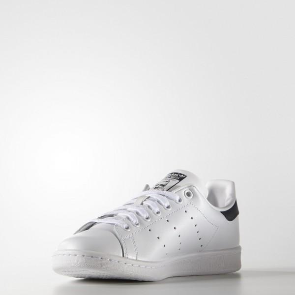 adidas Originals Stan Smith (M20325) - Core blanc/Dark Bleu -Unisex